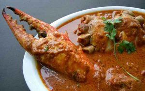 Gavran Crab Curry